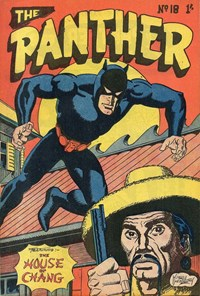 The Panther (Youngs, 1957 series) #18 — The House of Chang