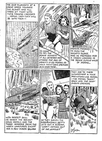 Action Comic (Peter Huston, 1946 series) #1 — Spencer Steele (page 3)