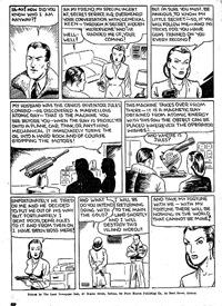 Action Comic (Peter Huston, 1946 series) #3 — The Case of the Missing Bullion Fleet (page 4)