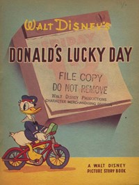Walt Disney's Donald's Lucky Day (Ayers & James, 1940?)  ([1940?])