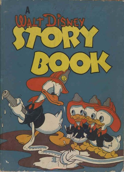 A Walt Disney Story Book (John Sands, 1940?)  ([1940?])