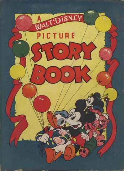 A Walt Disney Picture Story Book (John Sands, 1942?)  ([1942?])