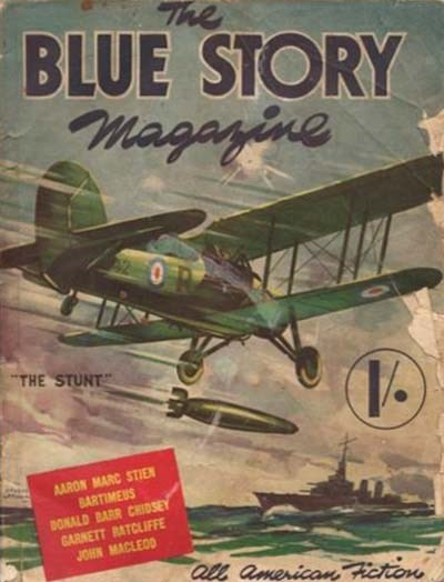 The Blue Story Magazine (Elmsdale Publications, 1945?)  ([1945?])