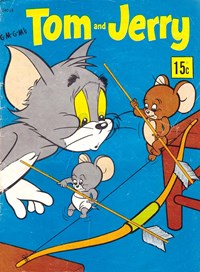 M-G-M's Tom and Jerry (Rosnock, 1974) #24018 (1974)