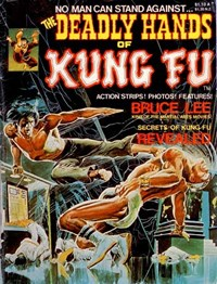 The Deadly Hands of Kung Fu (Yaffa, 1982 series)
