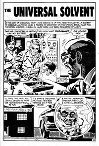 Planet Series 1 (Murray, 1977 series) #9 — The Universal Solvent (page 1)