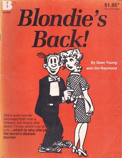 Blondie's Back! (Beaumont, 1983)  (1983)