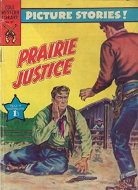 Colt Western Library (Approved, 1955 series) #37