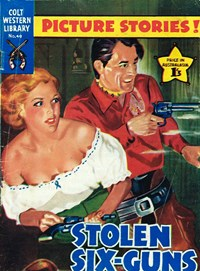 Colt Western Library (Approved, 1955 series) #40
