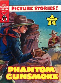 Colt Western Library (Approved, 1955 series) #42