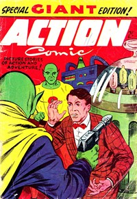 Action Comic (Red Circle, 1958? series) #1 ([1958?])