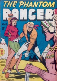The Phantom Ranger (Frew, 1952 series) #48 ([September 1953?])
