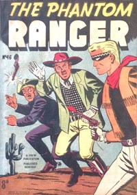 The Phantom Ranger (Frew, 1952 series) #46 ([July 1953?])