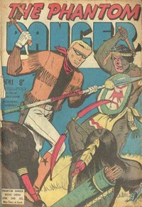The Phantom Ranger (Frew, 1952 series) #41 ([February 1953?])