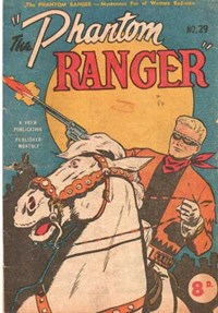 The Phantom Ranger (Frew, 1952 series) #29 ([February 1952?])