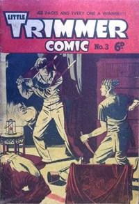 Page 1—Little Trimmer Comic (Approved, 1950 series) #3  ([1951?])