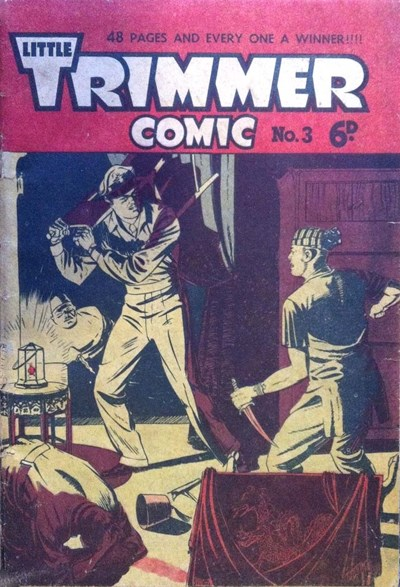 Little Trimmer Comic (Approved, 1950 series) #3 ([1951?])