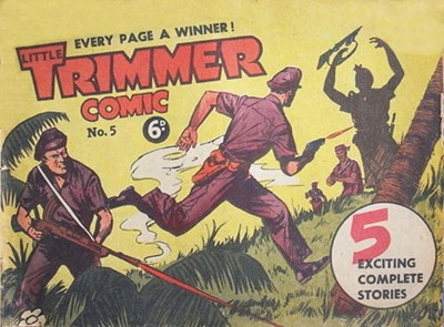 Little Trimmer Comic (Approved, 1950 series) #5 ([April 1951?])