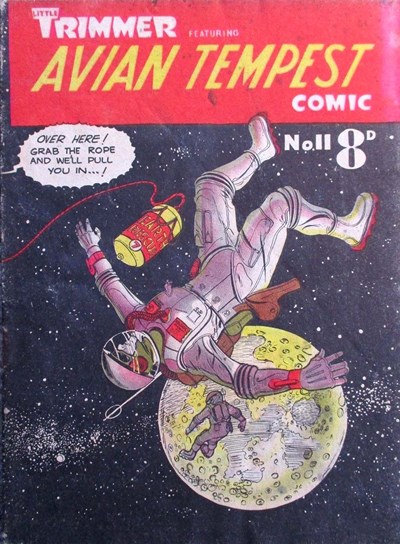 Little Trimmer Comic (Approved, 1950 series) #11 ([1951?]) —Little Trimmer featuring Avian Tempest Comic