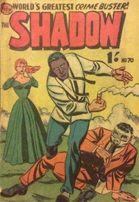 The Shadow (Frew, 1954 series) #70