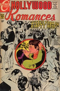 Hollywood Romances (Charlton, 1966 series) #49 — Kisses from an Empty Heart