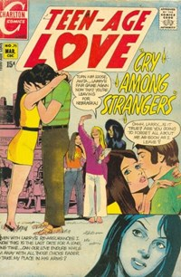 Teen-Age Love (Charlton, 1958 series) #75 (March 1971)