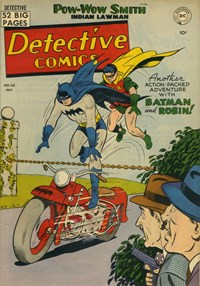 Detective Comics (DC, 1937 series) #161 (July 1950)
