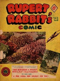Rupert Rabbit's Comic (Allied, 1946 series) v3#9