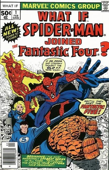 What If Spider-Man Joined the Fantastic Four?