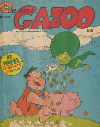 The Flintstones Featuring The Great Gazoo (Murray, 1978? series) #13 ([1980?])