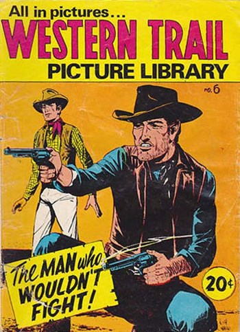 Western Trail Picture Library (Yaffa/Page, 1972 series) #6 ([July 1972?])