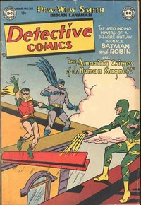 Detective Comics (DC, 1937 series) #181 (March 1952)