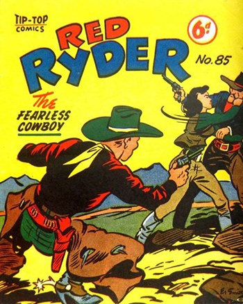 Red Ryder the Fearless Cowboy (Southdown Press, 1941? series) #85 ([May 1948?])