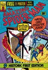 The Amazing Spider-Man (Newton, 1974 series) #1 ([May 1975])