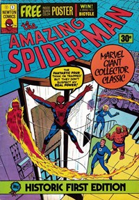 The Amazing Spider-Man (Newton, 1974 series) #1 — Historic First Edition (Cover)