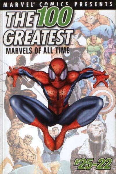 The 100 Greatest Marvels of All Time (Marvel, 2001 series) #1 (December 2001)