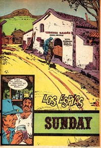 Far West (Quimantù, 1972 series) #148 — Los espías (page 1)