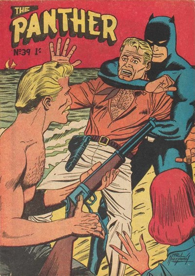 The Panther (Youngs, 1957 series) #39 ([July 1960?])