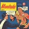 Mandrake Comic (Consolidated, 1953 series) #3 (May 1953)