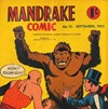 Mandrake Comic (Shakespeare Head, 1955 series) #15 (September 1955)