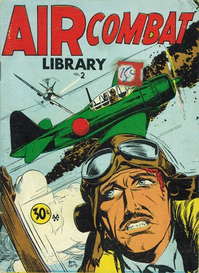 Air Combat Library (Yaffa/Page, 1974? series) #2 ([1974?])