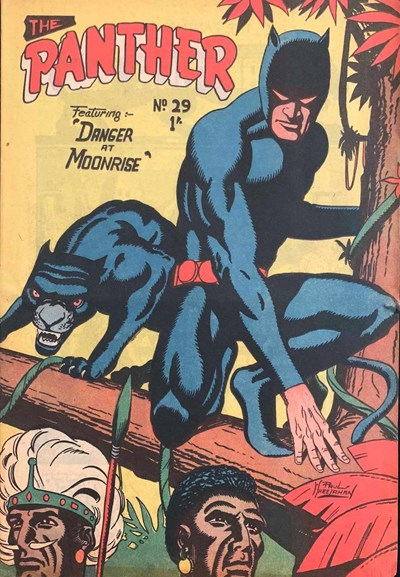 The Panther (Youngs, 1957 series) #29 ([September 1959?])
