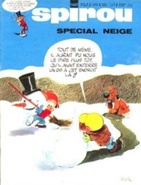 Spirou (Dupuis, 1947 series) #1662 — No title recorded