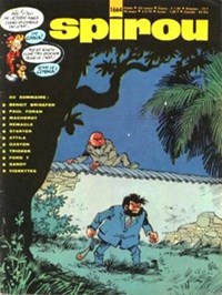 Spirou (Dupuis, 1947 series) #1664 — No title recorded