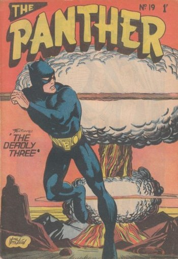 The Panther (Youngs, 1957 series) #19 ([November 1958?])