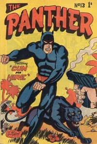 The Panther (Youngs, 1957 series) #13