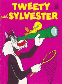 Tweety and Sylvester (Rosnock, 1975) #25163 (1975)
