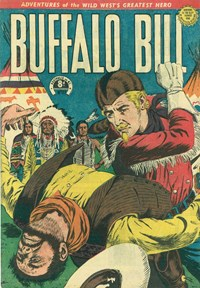 Buffalo Bill (Transport, 1952? series) #37 — Untitled