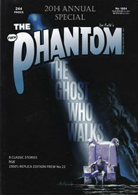 The Phantom (Frew, 1983 series) #1684 [1712] (15 January 2014)