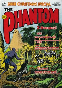 The Phantom (Frew, 1983 series) #1527 [1555] (19 December 2008)